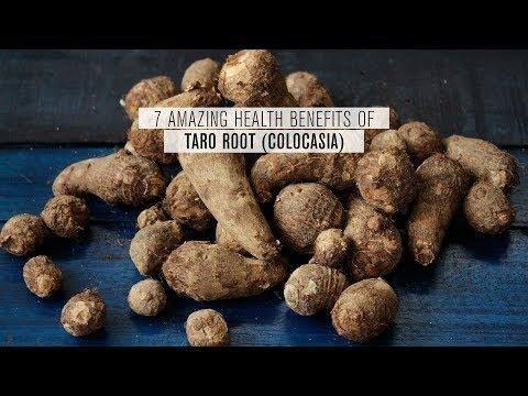 8 Amazing Taro Root Benefits