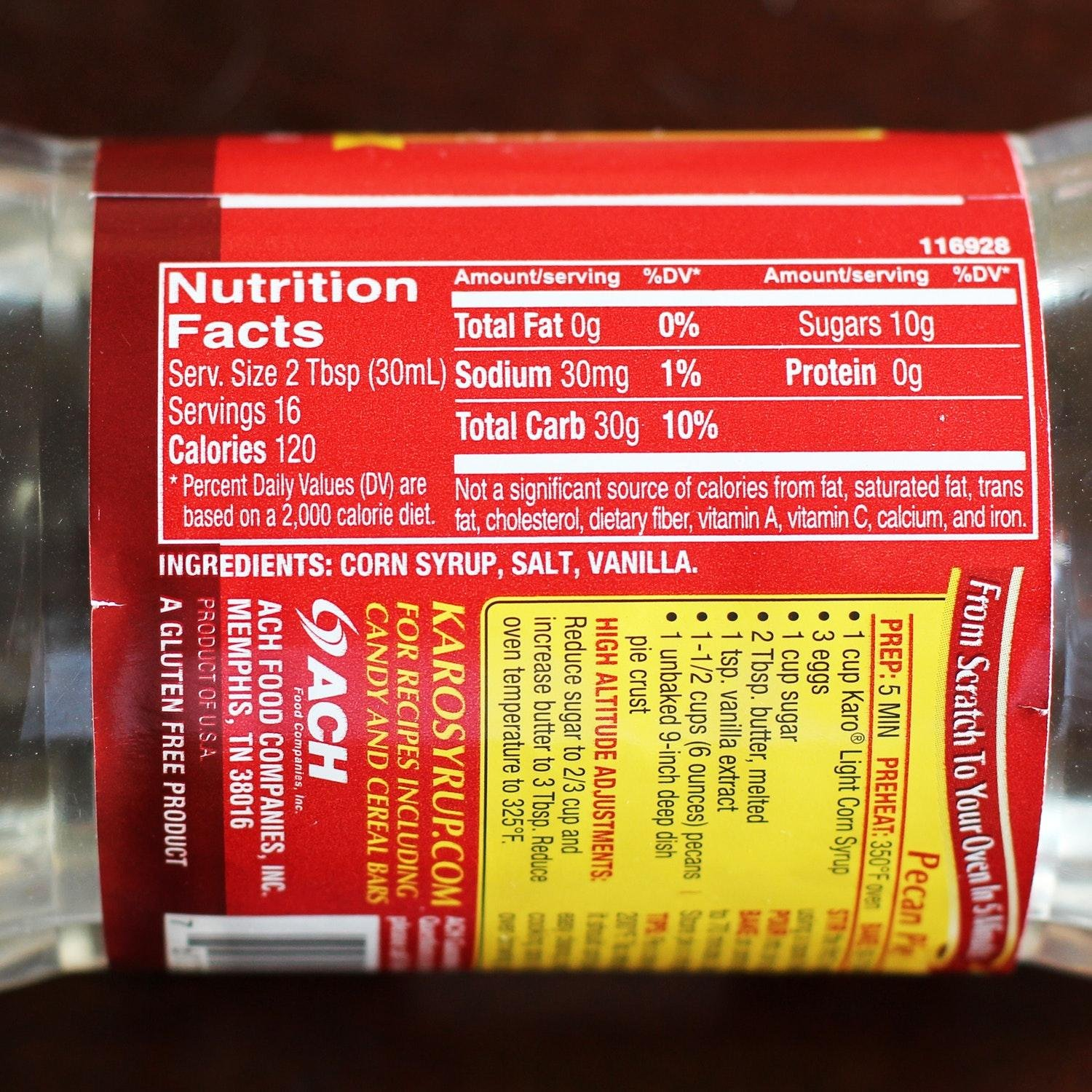 Is Glucose Syrup The Same As Fructose Corn Syrup?