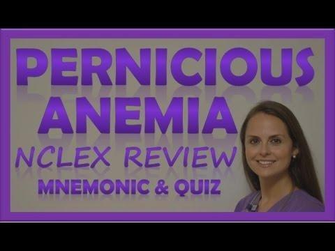 Pernicious Anemia - Diabetes Self-management