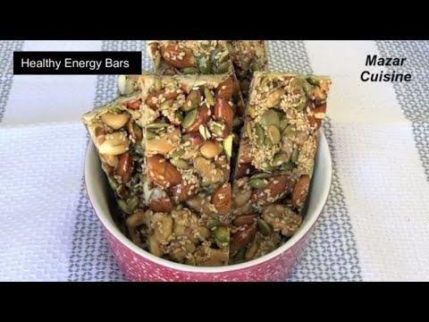 Healthy… Or Not? Energy Bars