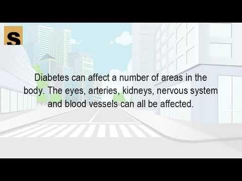 What Systems Are Affected By Diabetes?