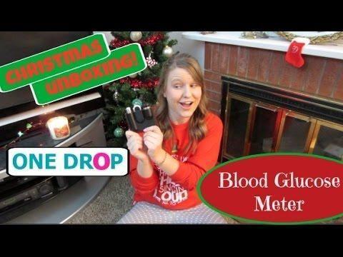 Blood Sugar Meter Says Hi