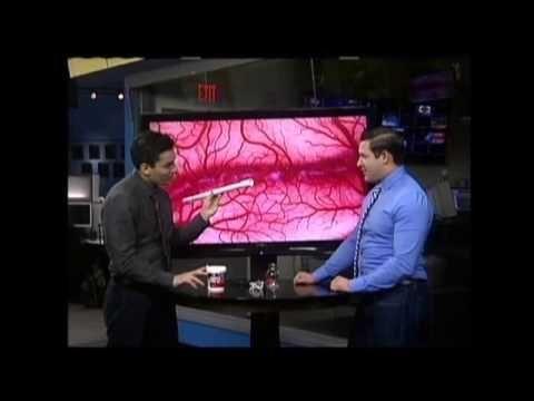 Why Diabetes Damage Blood Vessels