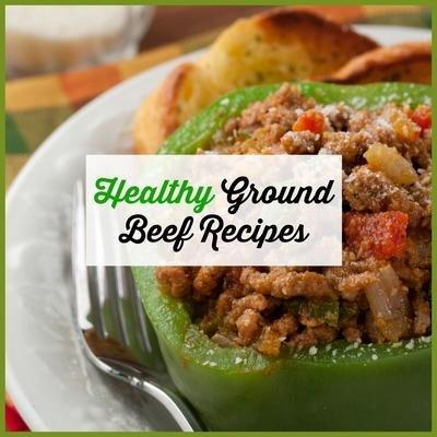 8 Healthy Ground Beef Recipes