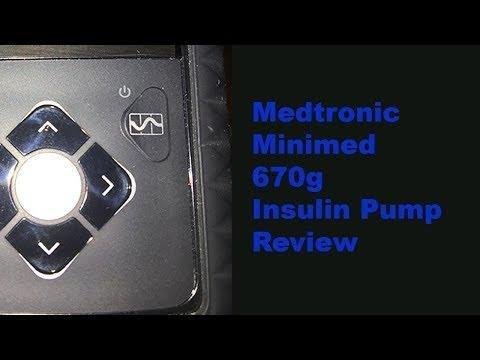 A Nurses Review: Medtronic 670g Insulin Pump