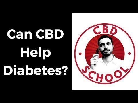 Studies On Cbd & Diabetes