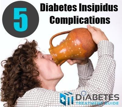 5 Common Diabetes Insipidus Complications