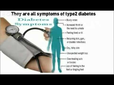 Type 1 Diabetes High Blood Sugar Symptoms