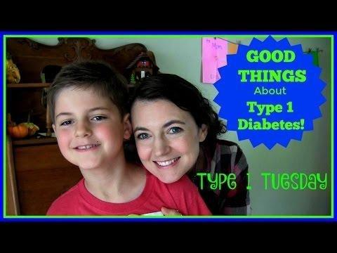 Positive Things About Diabetes