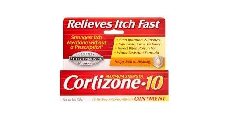 Reliable Rexall Sunset Pharmacy - Cortizone-10 Maximum Strength Anti-itch Ointment - 1oz | Pointy
