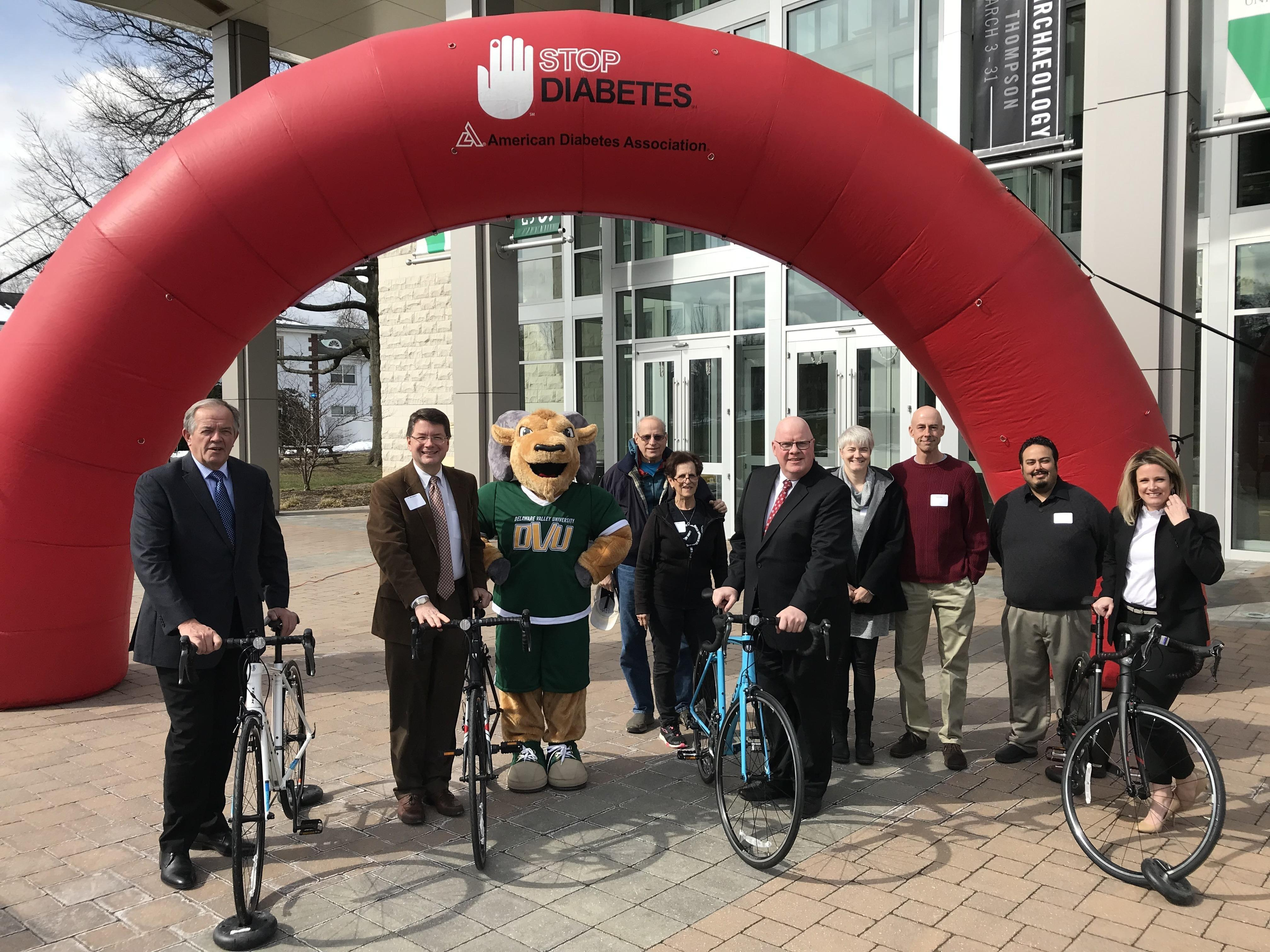 New Routes Unveiled For Diabetes Bike Ride Fundraiser