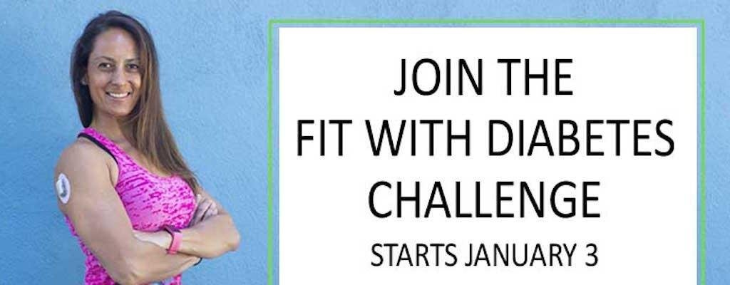 Join the Fit with Diabetes Challenge