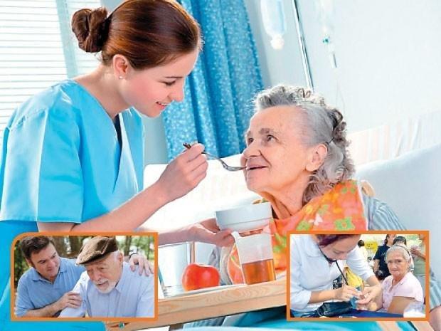 Cuidado Con La Diabetes En Adultos Mayores