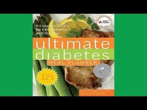 The Complete Food Planner For Diabetics Updated: Aug 4, 2017, 15:42 Ist