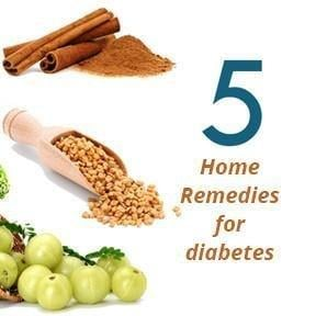 The 5 Best Home Remedies For Diabetes - How To Control Diabetes At Home