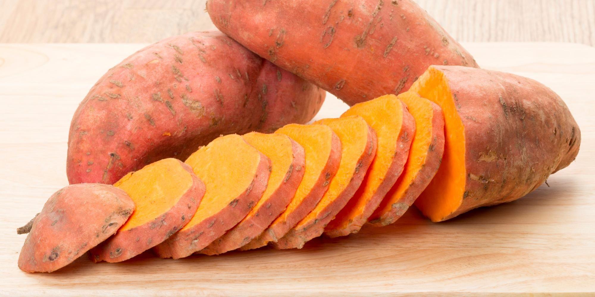 Sweet Potatoes And Diabetes 2