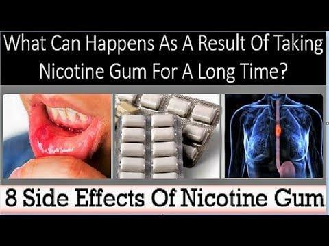 What Are The Long-term Adverse Effects Of Nicotine Patch Or Gum Use In Smoking Naive Persons? How Does Chronic Use Impact Insulin Sensitivity?