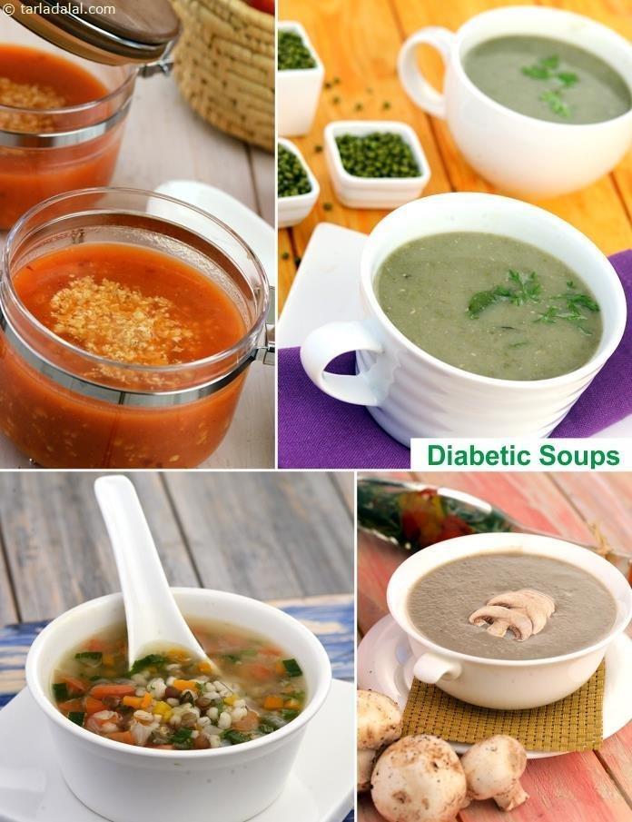 Diabetic Soups Recipes