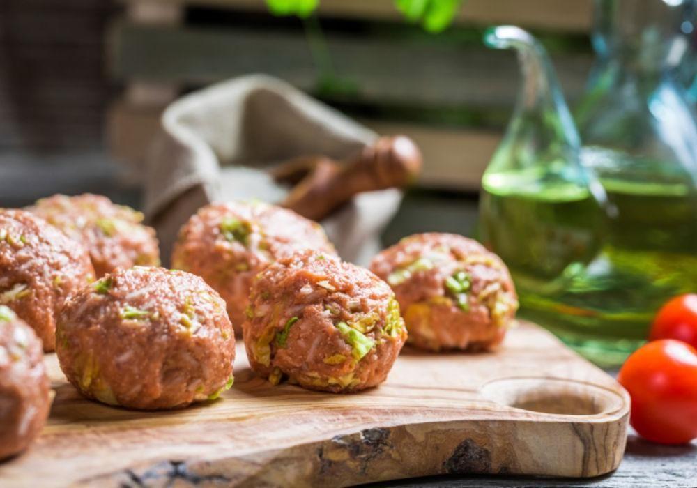 Diabetic Meatballs