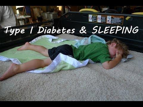 Type 1 Diabetes And Sleep