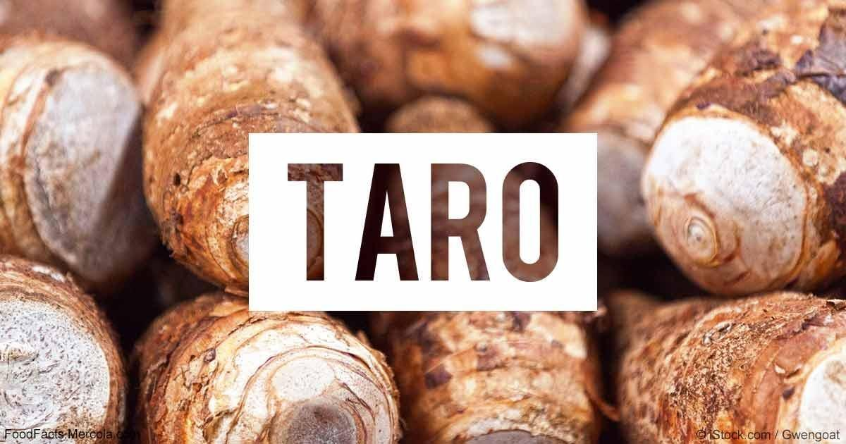 What Is Taro Good For?