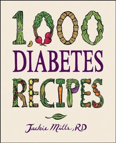 1,000 Diabetes Recipes Pdf