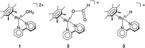 Ph-dependent Transfer Hydrogenation Of Ketones With Hcoona As A Hydrogen Donor Promoted By (η6-c6me6)ru Complexes