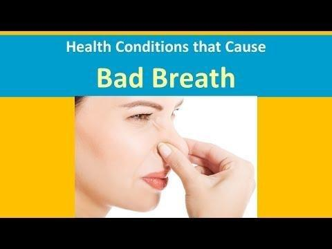 Diabetes And Bad Breath