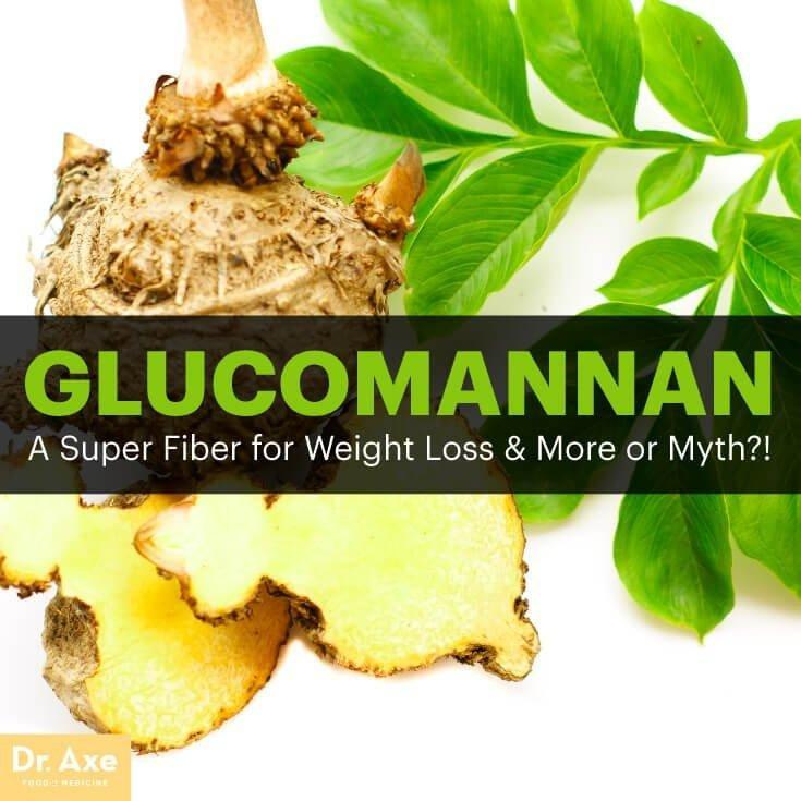 Glucomannan: A Super Fiber for Weight Loss & More?!