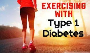 First-ever Guidelines On Safe Exercising With Type 1 Diabetes!