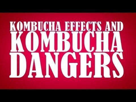 Kombucha Tea: Uses, Side Effects, Interactions, Dosage, And Warning