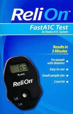 Home Test A1c