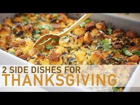 Thanksgiving Dinner: Five Diabetes-friendly Dishes