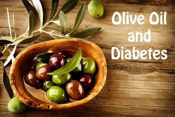 Drinking Olive Oil For Diabetes