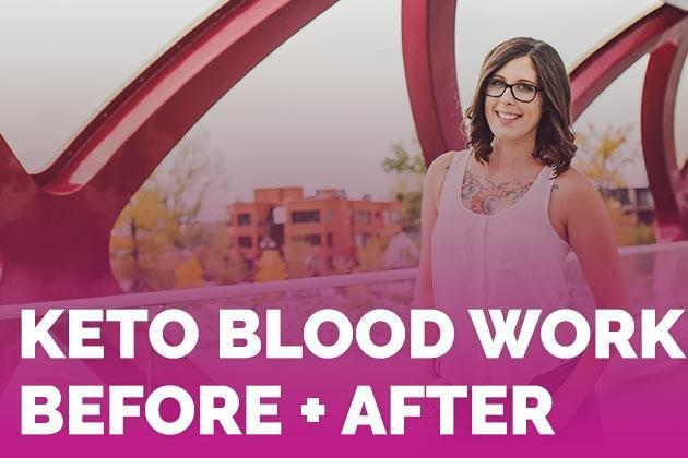 Keto Blood Work Results: Before And After