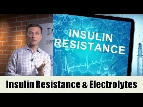 Insulin And Potassium Shift