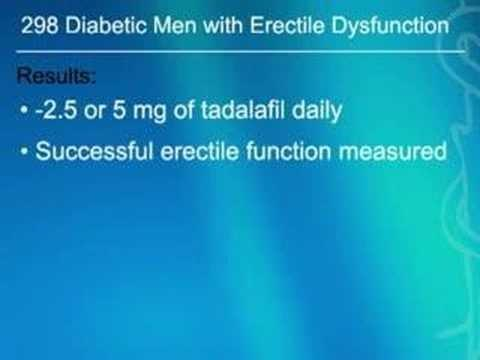 Cialis And Diabetes Type 2