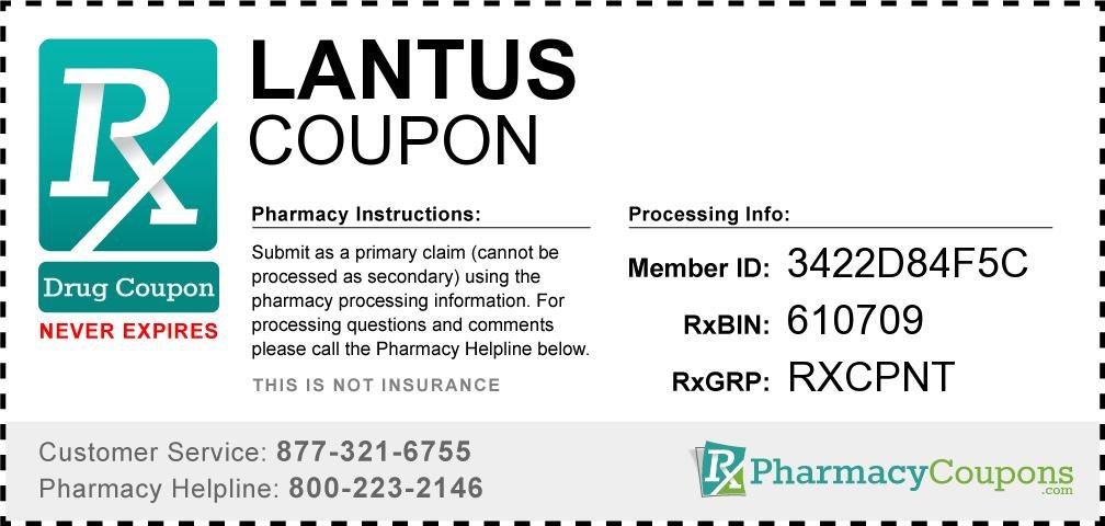 How To Get Help Paying For Lantus Insulin