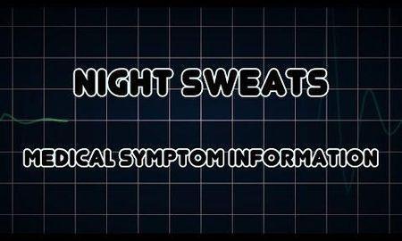 Night Sweats Diabetes Type 2