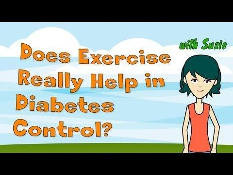 How Does Exercise Improve Blood Glucose Control?