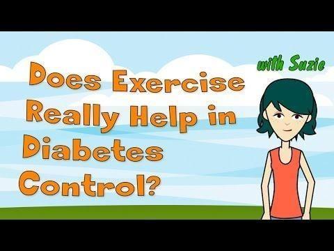 Is Exercise Good For Diabetics?