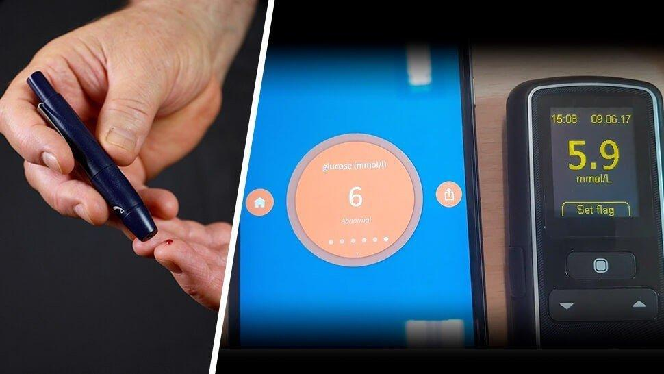 Check Your Blood Sugar With Your Smartphone's Camera