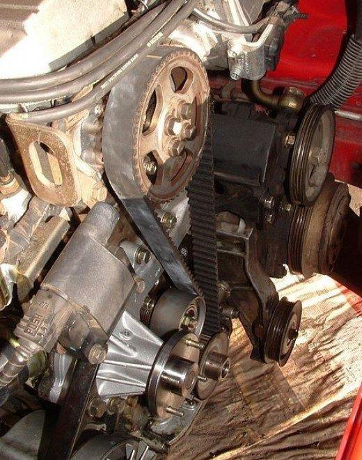 Diagnosing A Water Pump Failure