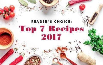 Readers' Choice: 2017 Most Popular Recipes - Diabetes Self-management