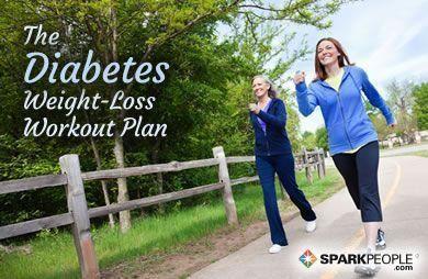 Diabetes Weight-Loss Workout Plan