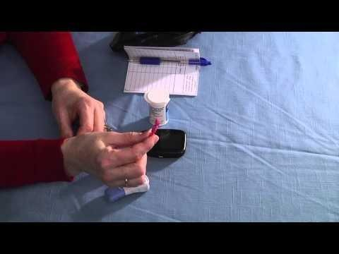How To Blood Sugar Test