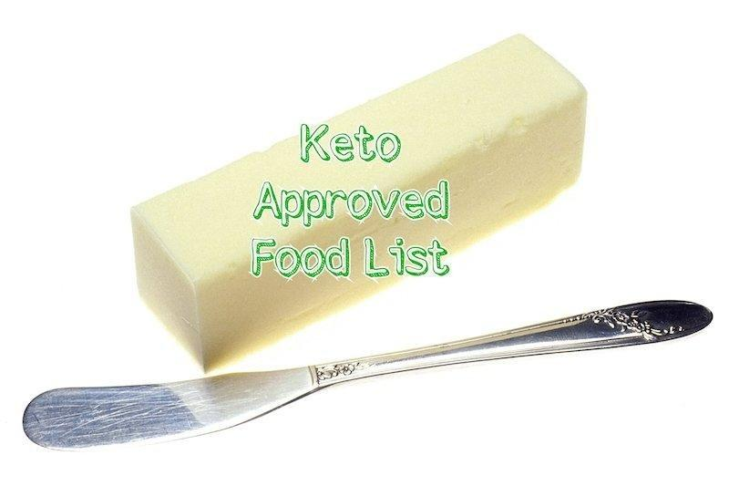 Keto Os Approved List Of Foods For A Ketogenic Diet