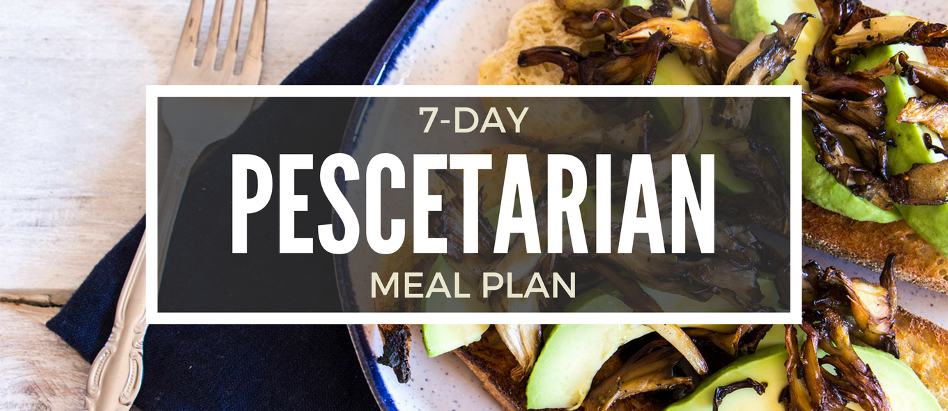 7-day Pescetarian Diet Meal Plan