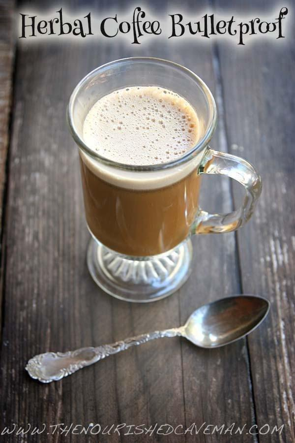 Herbal Coffee Bulletproof: A Caffeine-free Treat!