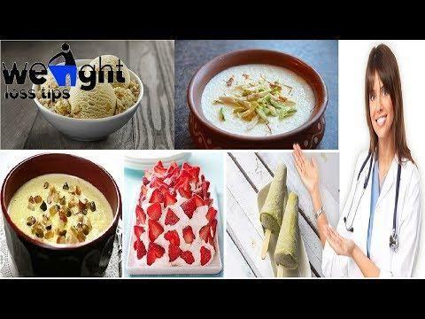 Diabetic Dessert Recipes